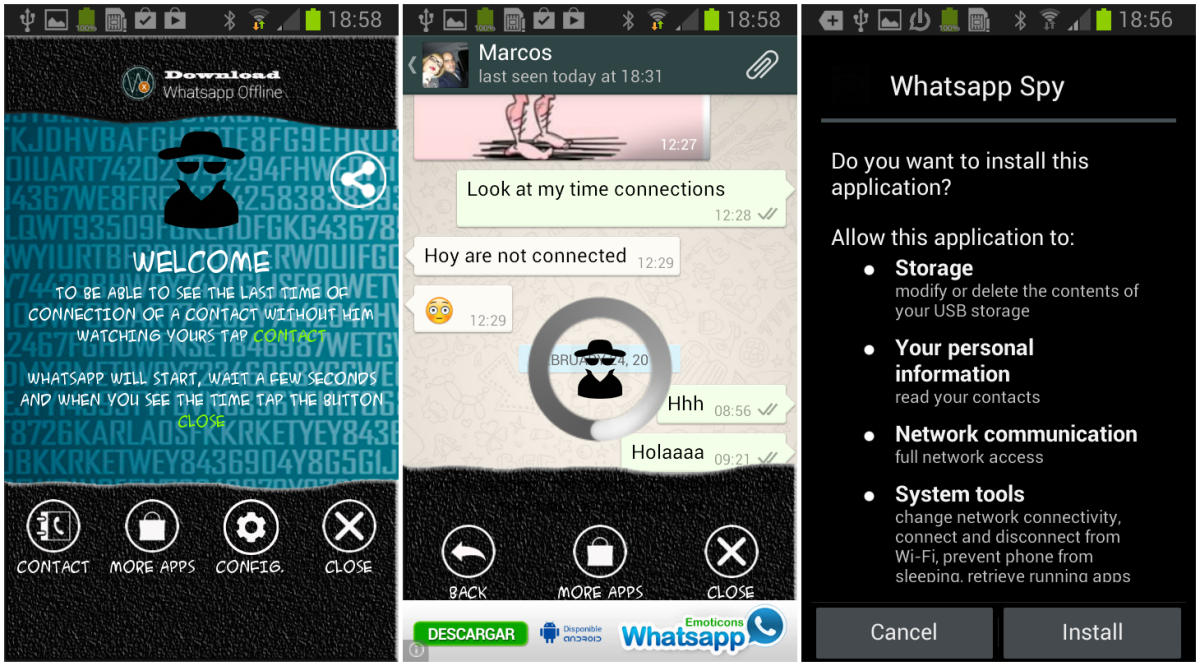 Check Lastseen Of Your Friend In Whatsapp Without Being